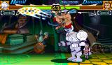 Night Warriors: Darkstalkers' Revenge Arcade He miss robot