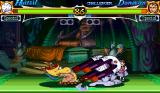Night Warriors: Darkstalkers' Revenge Arcade Use magnes