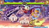 Night Warriors: Darkstalkers' Revenge Arcade Chain blades vs big teeth