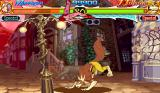 Night Warriors: Darkstalkers' Revenge Arcade Air acrobation