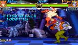 Night Warriors: Darkstalkers' Revenge Arcade Death from above!