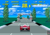 WEC Le Mans Arcade Check-Point.