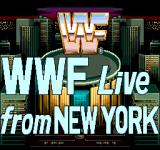 WWF SuperStars Arcade Live from New York.