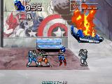 Captain America and the Avengers Arcade Get over here!