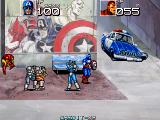Captain America and the Avengers Arcade Iron Man joins to game