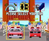 Cisco Heat: All American Police Car Race Arcade Vehicle Choice.