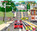 Cisco Heat: All American Police Car Race Arcade Avoid obstacles.