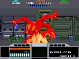Space Gun Arcade Burn monster!