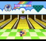 Super Bomberman 5 SNES To the victor goes the bowling minigame