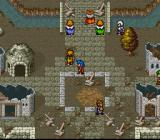 Breath of Fire SNES A destroyed town...