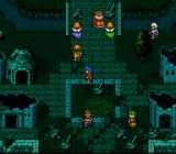Breath of Fire SNES Same town at night: nice day/night effects