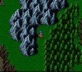 Breath of Fire SNES Beautiful scenery