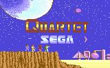 Quartet Commodore 64 Title