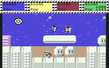 Quartet Commodore 64 Get this power-up to freeze all inhabitants on screen