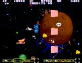 Fantastic Journey Arcade Outer space action
