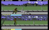 Blaze Out Commodore 64 Combat School