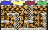Quartet Commodore 64 Beware the bullseye