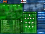 Liga Polska Manager 2005 Windows Team menu