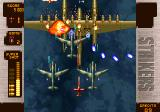 Strikers 1945 Plus Arcade Giant plane