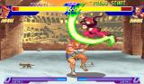 Street Fighter Alpha: Warriors' Dreams Arcade Rose's attack