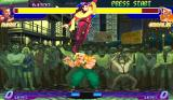 Street Fighter Alpha: Warriors' Dreams Arcade Over Charlie