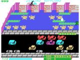 Jumpin' Jack MSX The frog dies if it goes off-screen