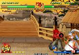 Samurai Shodown V Special Arcade Red skin - power goes up!