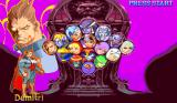 Darkstalkers 3 Arcade Player select