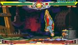 Darkstalkers 3 Arcade Back's attack