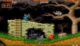 Ghouls 'N Ghosts Arcade Vulture waits