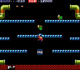Mario Bros. Arcade Attack turtles