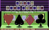 Video Card Arcade Commodore 64 Game Selection.
