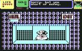 Wonder Boy in Monster Land Commodore 64 The Hospital