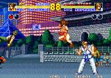 Fatal Fury 2 Arcade Attack from further plan