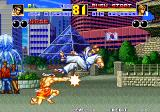 Fatal Fury 2 Arcade Overwhelming impact