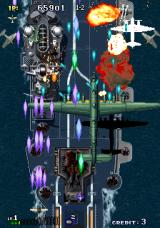 Strikers 1945 Arcade Battleship