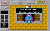 Wonder Boy in Monster Land Amiga You must see this woman before continuing