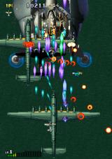 Strikers 1945 Arcade Allies attack