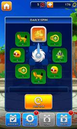 Sonic Dash Android Daily spin