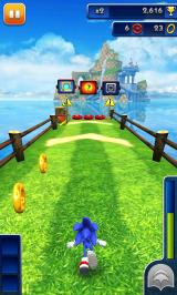 Sonic Dash Android Springs