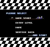 Famicom Grand Prix: F1 Race NES Choices!