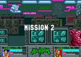 Alien Storm Arcade Starting mission 2
