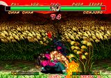 Samurai Shodown II Arcade Hard punch makes boom!