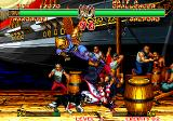 Samurai Shodown II Arcade Painful fall