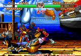 Samurai Shodown II Arcade After fight I will eat fresh fish.