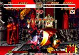 Samurai Shodown II Arcade Finish slash