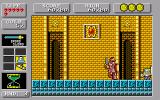 Wonder Boy in Monster Land Amiga Say hello to Red Knight
