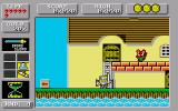 Wonder Boy in Monster Land Amiga The coastal town of Baraboro