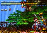 Samurai Shodown III: Blades of Blood Arcade Roast chicken