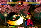 Samurai Shodown III: Blades of Blood Arcade Hard hit